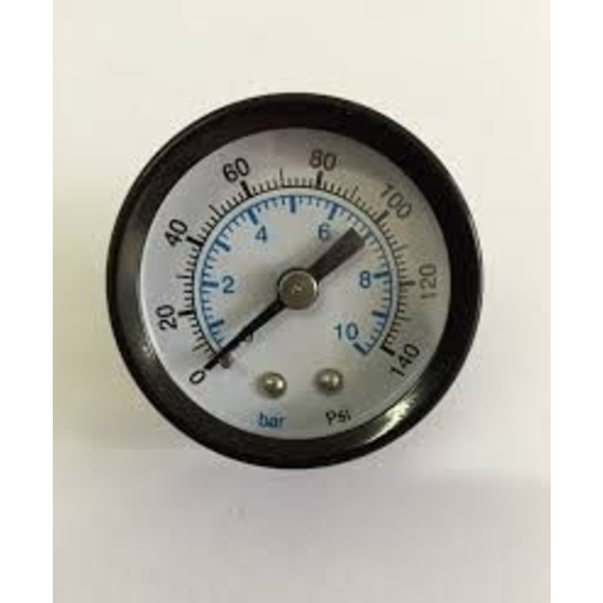 Manômetro  Horizontal Rosca Traseira 1/8 140Lbs 40mm  - Rea Comércio - Sua Loja Completa!