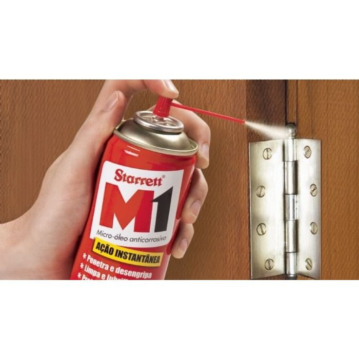 Micro-Óleo Anti-Corrosivo Desengripante Lubrificante M1  Sta  - Rea Comércio - Sua Loja Completa!