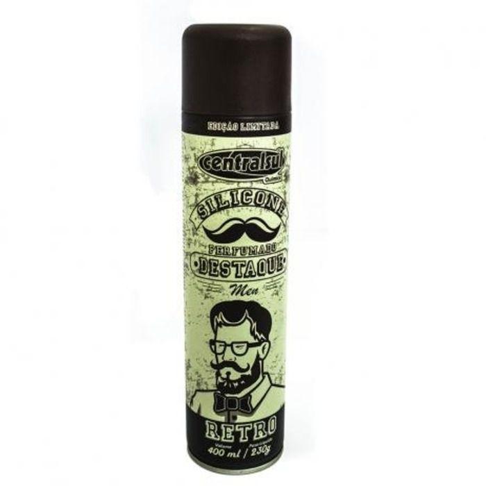 Silicone Perfumado Spray Destaque Men Retro 400ml
