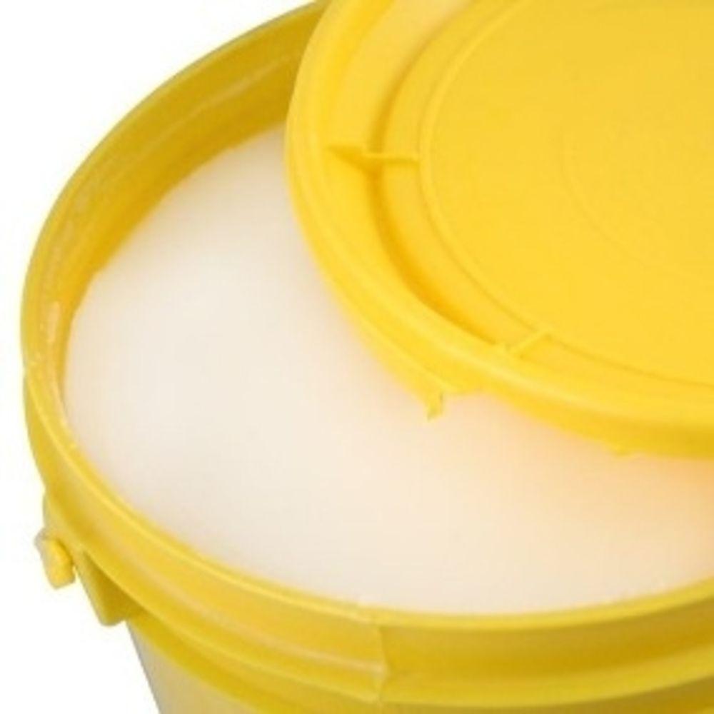 Vaselina Sólida Branca  Industrial 3kg  - Rea Comércio - Sua Loja Completa!
