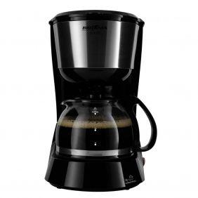 Cafeteira Britânia Inox BCF18i 18 Xícaras Preta 127v