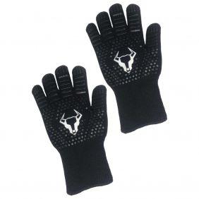 Par de Luva Termica para Churrasco ou Forno Heat Glove BULL NECK
