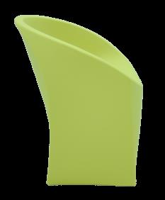 Poltrona Tramontina JET Verde em Polietileno