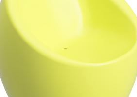 Poltrona Tramontina OCA Verde em Polietileno
