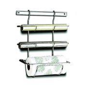 Suporte Para Papel Toalha / Alumínio / Filme PVC Brinox Top Pratic 2200/001