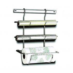 Suporte para Papel Toalha / Aluminio / Filme PVC Brinox TOP Pratic 2200/001