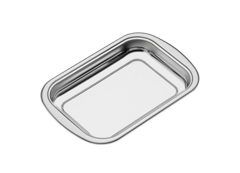 Assadeira em Aço Inox Tramontina Cosmos 38,5 x 25,2 x 5,5 cm 61310/391