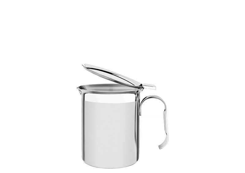 Bule em Aço Inox Para Café e Leite Tramontina Buena 900 ml 61570/100