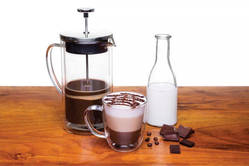 Cafeteira Francesa Com Parede Dupla Tramontina Coffee e Tea 420 ml 61766/080