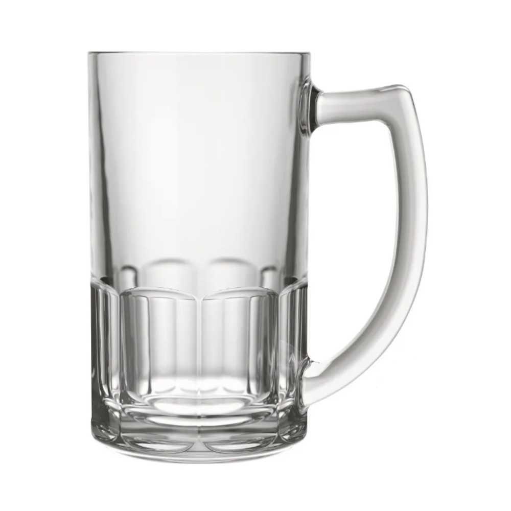 Caneca de Chopp Vidro Grosso Cerveja 340 ml Nadir Figueiredo Bristol 5911