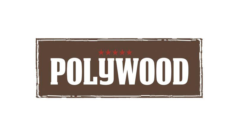 Concha Media Tramontina Polywood Castanho 21157/190