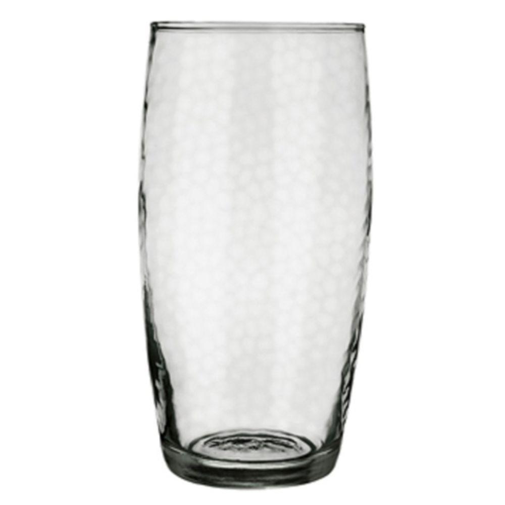 Conjunto de Copos de Vidro 6 Peças Long Drink 430 ml Nadir Figueiredo Favo 7642