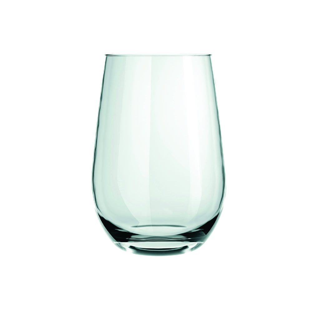 Conjunto de Copos de Vidro 6 Peças Long Drink 480 ml Nadir Figueiredo Dubai 7664