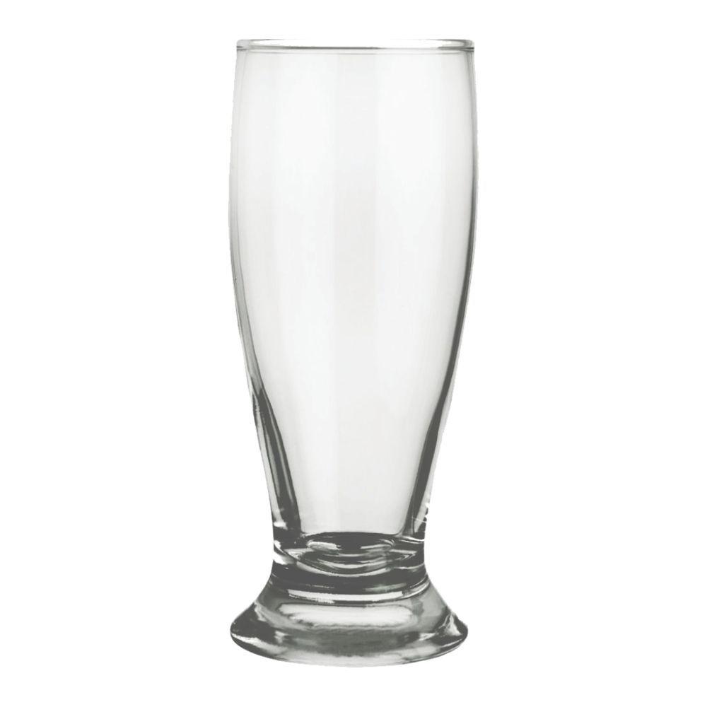 Conjunto de Copos de Vidro Para Cerveja 24 Peças 200 ml Nadir Figueiredo Munich 7109