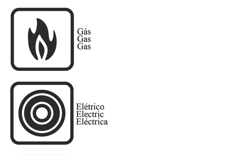 Conjunto de Formas Para Pão 2 Peças de Alumínio Antiaderente Tramontina Brasil 22 e 28 cm Vermelha 20099/771