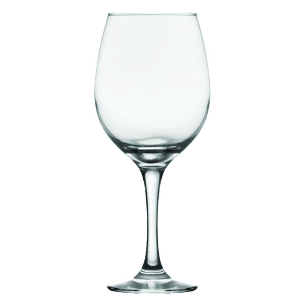 Conjunto de Taças de Vidro Para Vinho 600 ml 6 Peças Nadir Figueiredo Barone 7956