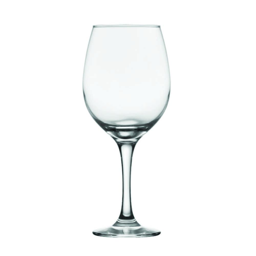 Conjunto de Taças de Vidro Para Vinho / Água 385 ml 12 Peças Nadir Figueiredo Barone 7156