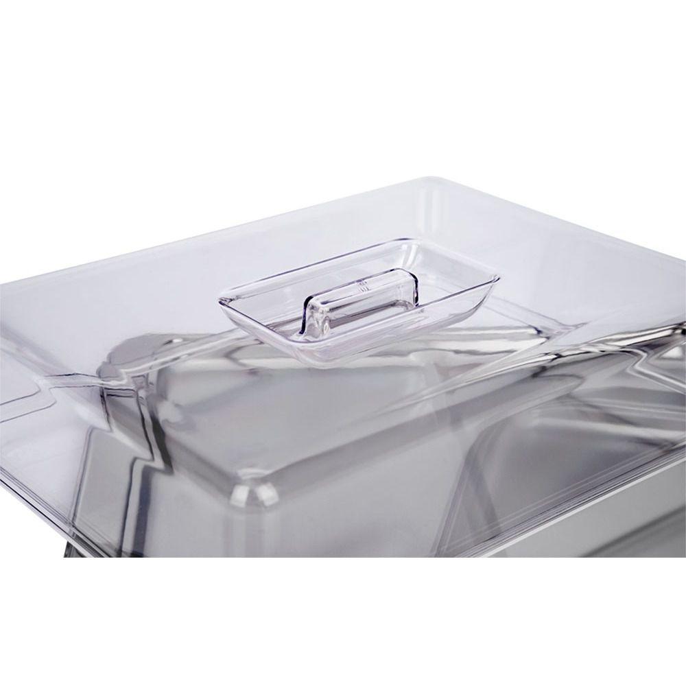 Conjunto para Frios ACO INOX 3 Pecas Brinox Atila 1413/100