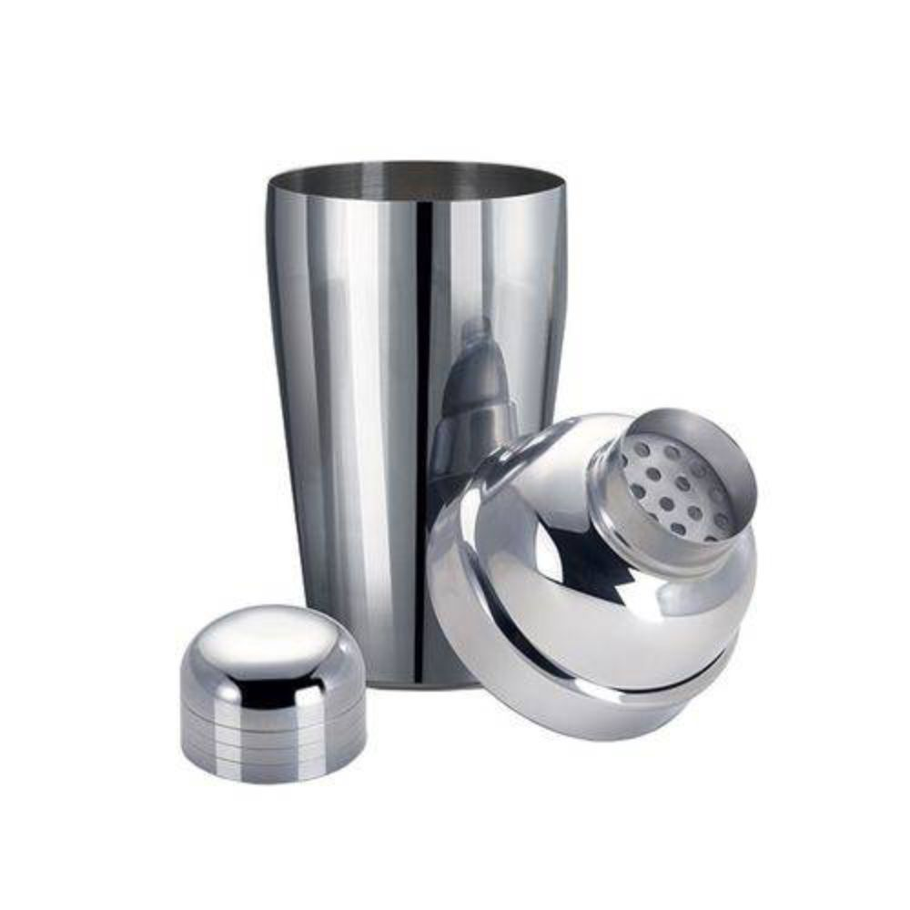 Coqueteleira Aço Inox 750 ml Com Tampa Dosadora Brinox Lyon 2402/000