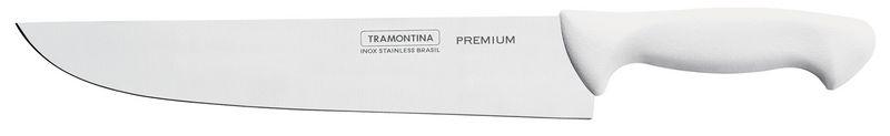 Faca Para Carne em Aço Inox Tramontina Premium 10 Polegadas 24473/180