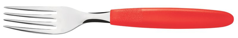 Faqueiro em Aço Inox Tramontina Ipanema 24 Peças Vermelho 23399/791