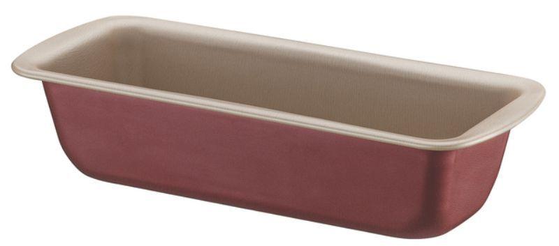 Forma Para Pão em Alumínio Antiaderente Tramontina Brasil 22 cm Vermelha 20069/722