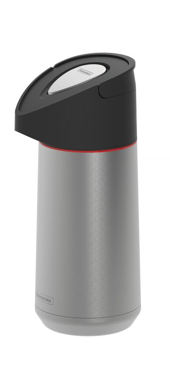 Garrafa Térmica em Aço Inox Tramontina Exata 1,4 Litros 61642/140