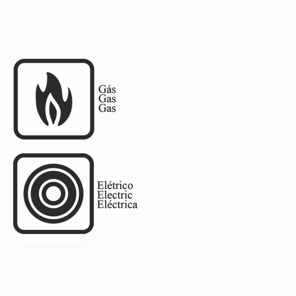 Jogo de Assadeiras 4 Peças Alumínio Antiaderente Tramontina Brasil 24, 28 e 30 cm Grafite 20099/073