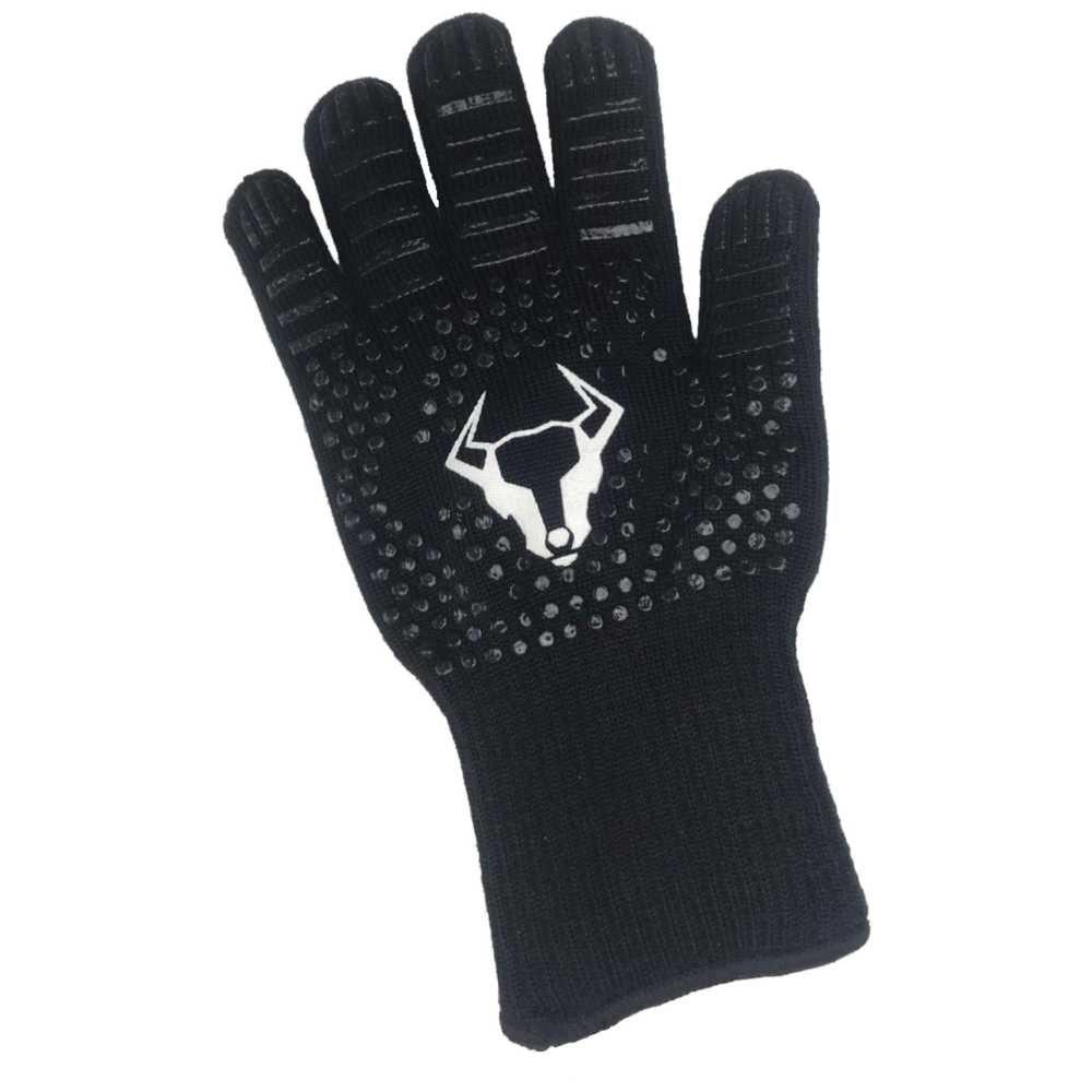 Luva Térmica Para Churrasco ou Forno Heat Glove Bull Neck
