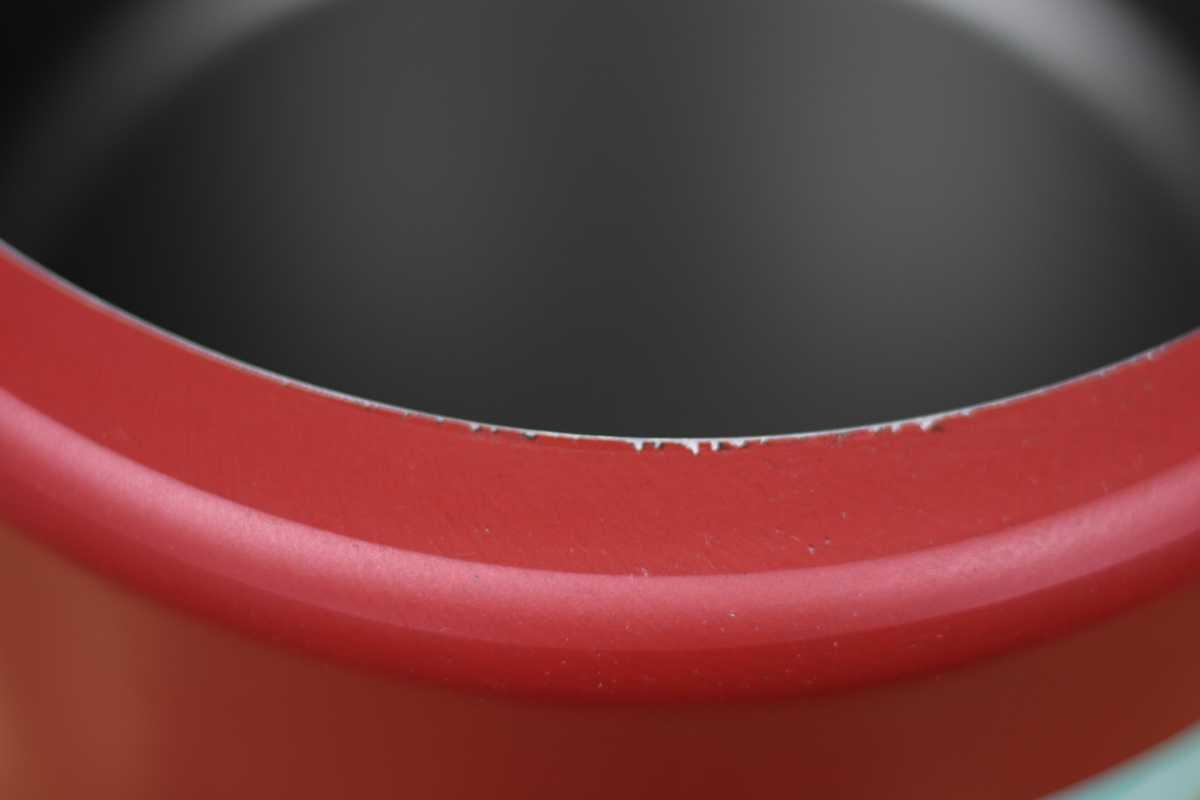 Panela de Pressão Alumínio 4,5 Litros Brinox Vapt Cereja 7092/168 - Outlet