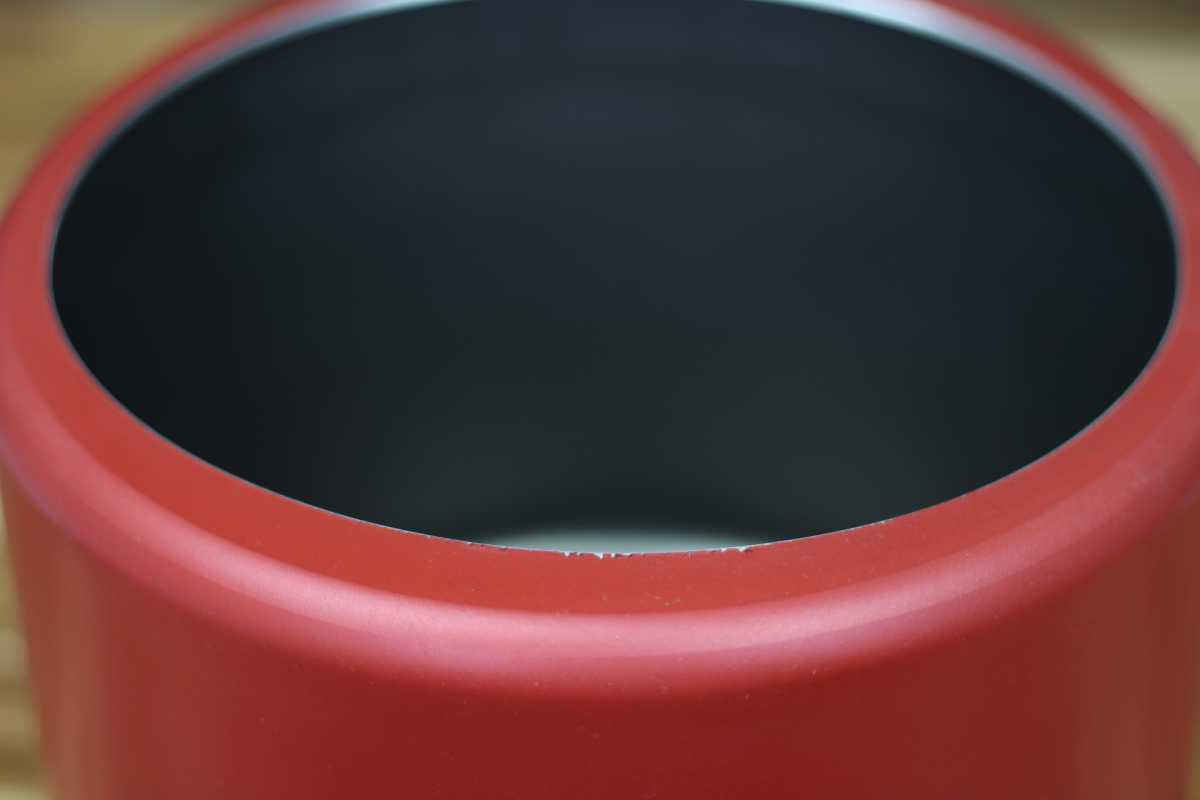 Panela de Pressão Alumínio 7,5 Litros Tampa Polida Brinox Vapt Cereja 7092/193 - Outlet