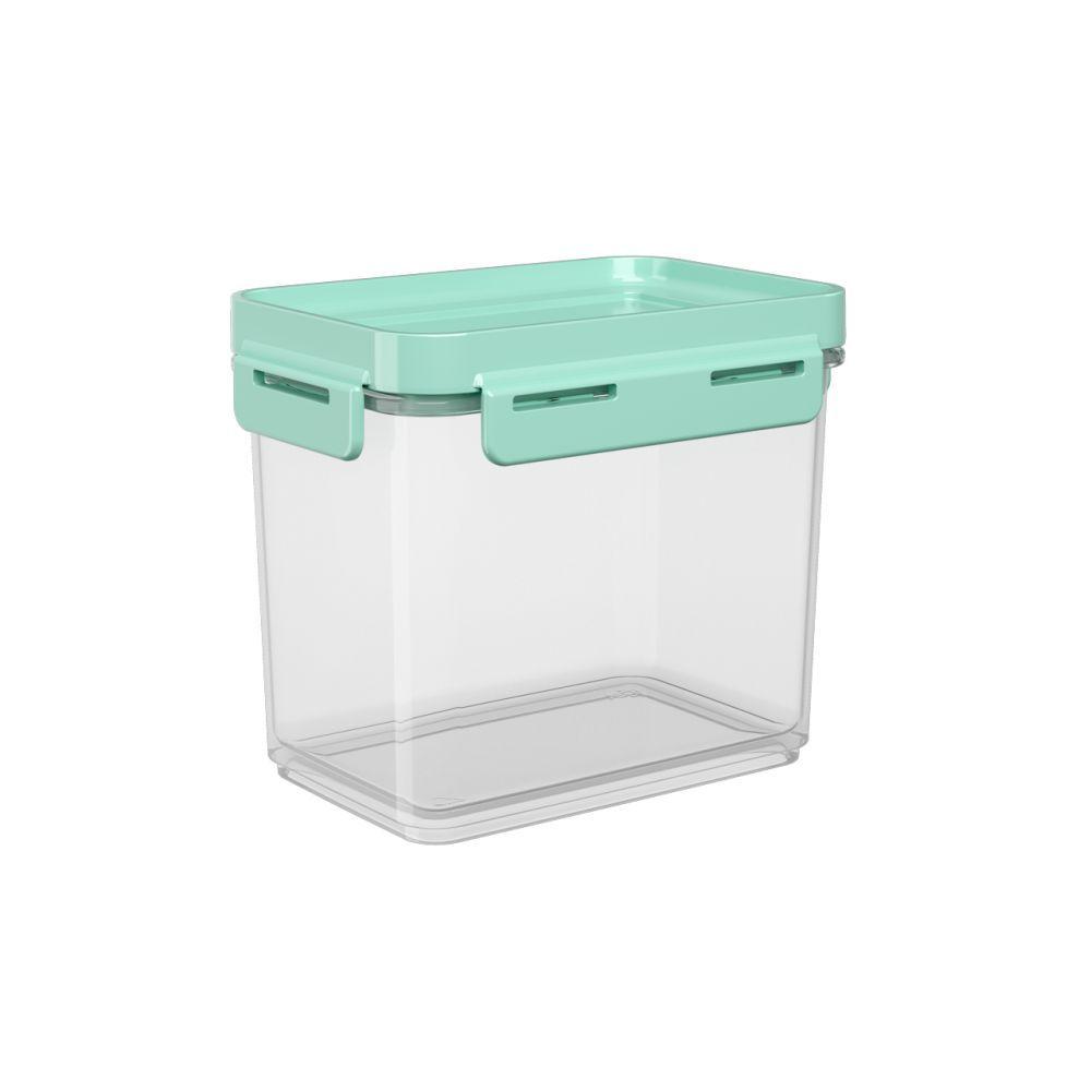 Pote Hermético 600 ml Micro-Ondas, Freezer Coza Flap 63001/0473