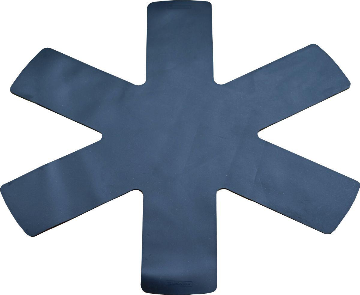 Protetor Para Panelas em Silicone Tramontina Lyon 49,5 cm Preto 20969/002