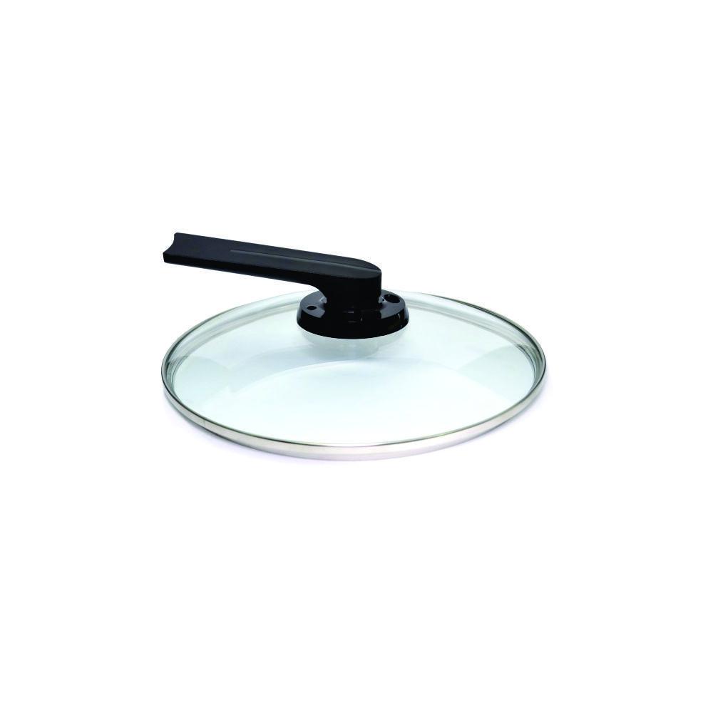 Tampa de Vidro Com Pegador Para Panelas Roichen 28 cm