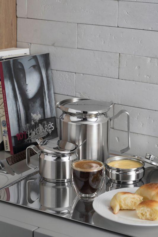 Xícaras Para Café Com Parede Dupla Tramontina Coffee e Tea 2 Peças 110 ml 64760/400