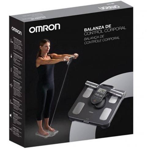 Balança Controle Corporal Omron HBF-514C Com Bioimpedância