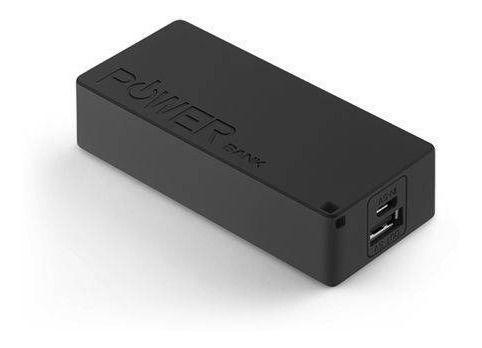 Kit Power Bank Carregador Portátil com Cartão Memoria 16GB
