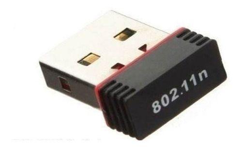 Adaptador 950mbps Receptor Usb Wireless Nano Wifi Sem Fio