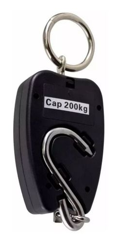 Balança Suspensa Portátil Mini Crane Scale 200 Kg de Gancho