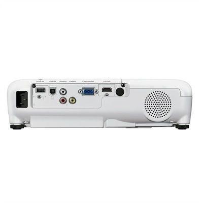 Projetor Epson Powerlite S41+ Hdmi 3300 Lumens Profissional