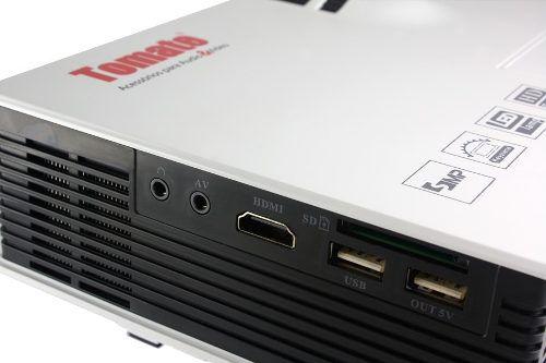 Projetor Datashow Wifi 1200 Lumens Empresarial Escolas E Faculdades