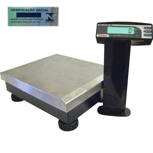 Balança Checkout Digital Udc-co-e 30kg/5g - Usb/serial Urano