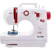 Maquina Costura Branca Bella Elgin Bl-1200 Energia Bivolt