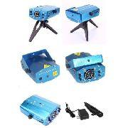 Kit 2 Projetor Holográfico Laser Balada C/ Efeitos Luminosos