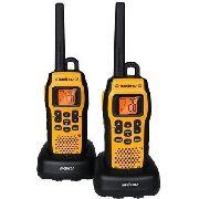 Rádio Comunicador Intelbras Alcance 20km Á Prova Dágua Novo