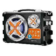 Caixa Amplificadora Mondial Mco-07 Bluetooth Radio Fm Usb