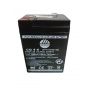 Bateria Balança Recarregável 6vdc / 4ah Balanças Eletrônicas