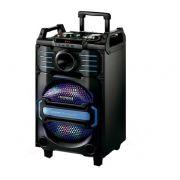 Caixa De Som Amplificada Entradas Usb Cartão Áudio Mp3 Casa