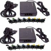 Kit 2 Carregador Fonte Universal Notebook, Tv Monitores 120w