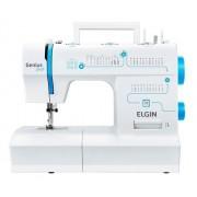 Maquina Costura Elgin Genius Plus Jx4035 31 Zigzag Portátil